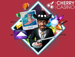 Free spins welcome bonus at Cherry Casino!