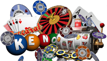 Types of most popular online casino games