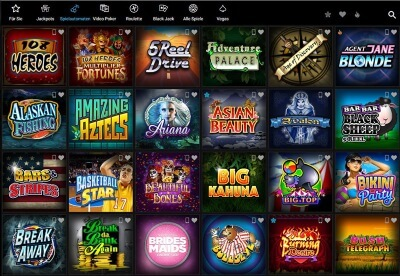 Ruby Fortune offers a huge selection of more than 450 games, including a massive variety of slots and many variations of blackjack and roulette.