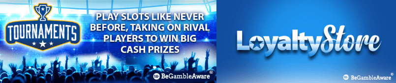 BGO Casino offers many ongoing promotions - daily, weekly, loyalty.