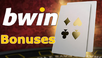 bwin casino offers welcome bonus and free spins