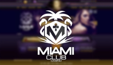 Miami Club Casino is an online casino established in 2012 with games supplied by WGS Technology.