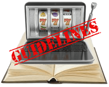 Guidelines on how to play online slots