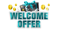 Welcome offer with match-deposit bonus and free spins at Slots Magic Casino.
