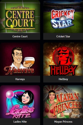 Spin Palace Casino is Microgaming -powered which gives you the opportunity to pick from over 600 great looking and exciting games.