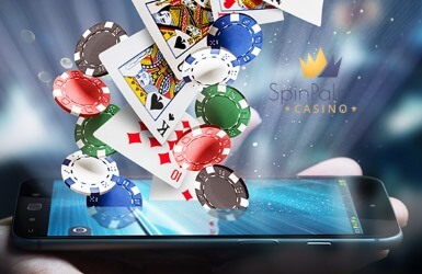 Spin Palace Casino offers to its users to play a wide range of games on iOS, Android and Blackberry.